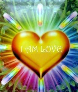 i am love rainbow